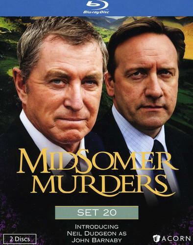 Midsomer Murders Set 20