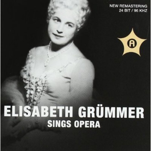 Eilsabeth Grummer Sings Opera