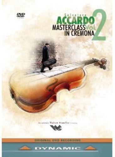 Salvatore Accardo Masterclass 2