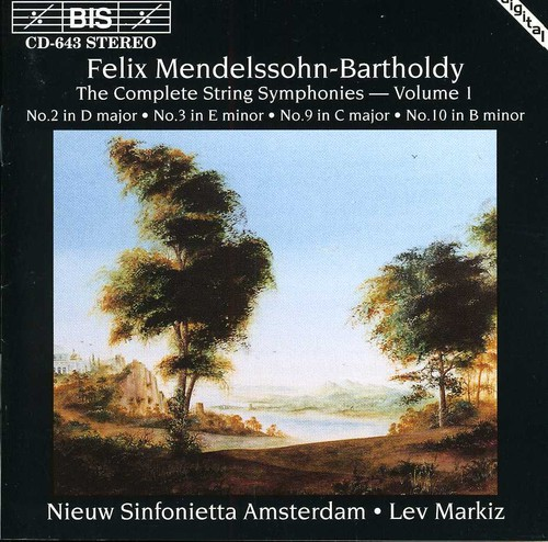 Complete String Symphonies 1