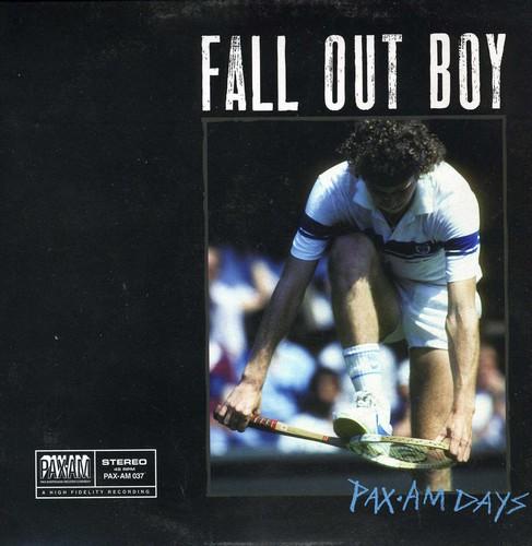 Fall Out Boy-Paxam Days