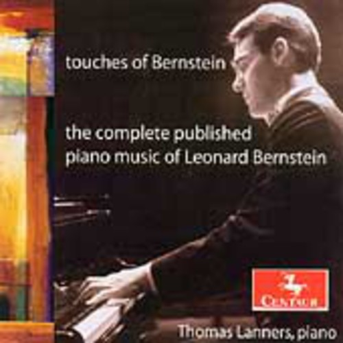 Touches of Bernstein: Compl Published Piano Music