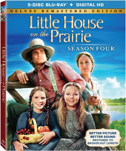 Little House on the Prairie: Season  Four [5 Discs] [Blu-ray]