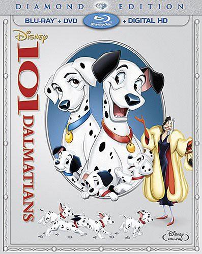 101 Dalmatians Diamond Edition