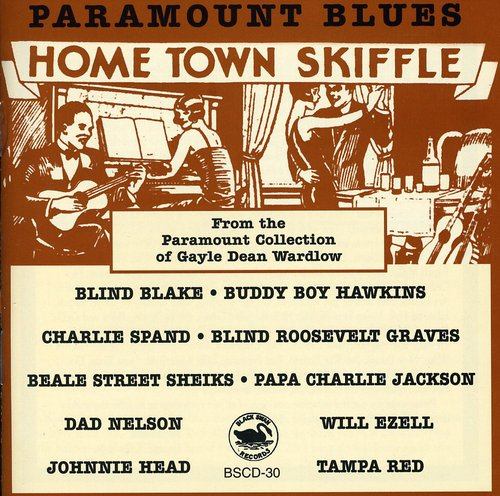 Paramount Blues: Hometown Skiffle