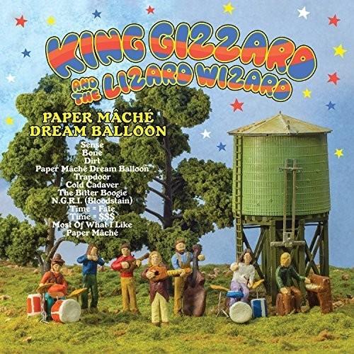 Paper Mache Dream Ballon