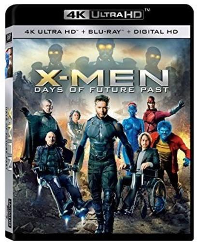 X-Men: Days of Future Past [4K Ultra HD Blu-ray/Blu-ray]