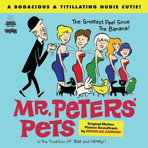 Mr.Peter' Pets - Original Motion Picture Soundtrack , Nicholas Carras