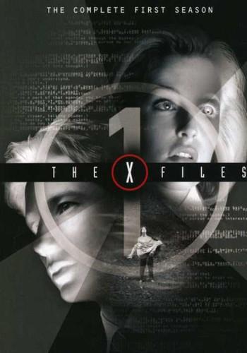 X-Files First Season [6 Discs] [TV Show] [Thin Packs] [Repackaged][Sensormatic]