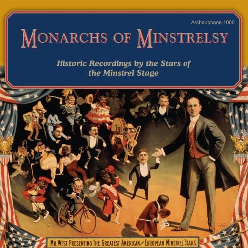 Monarchs of Minstrelsy: Monarchs of Minstrelsy