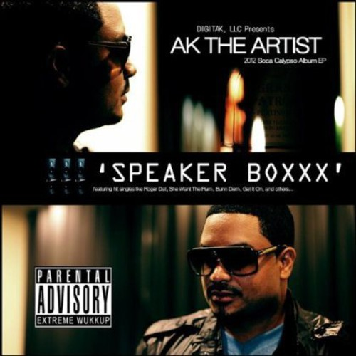 Speaker Boxxx 2012 Soca Calypso EP