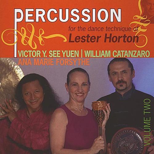 Percussion Dance Technique of Lester Horton 2