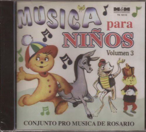 Musica Para Ninos 3 [Import]