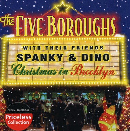 Christmas In Brooklyn:With Friends Spanky and Dino