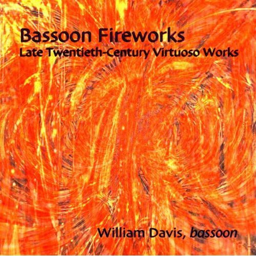 Bassoon Fireworks Late 20th Century Virtuoso Works
