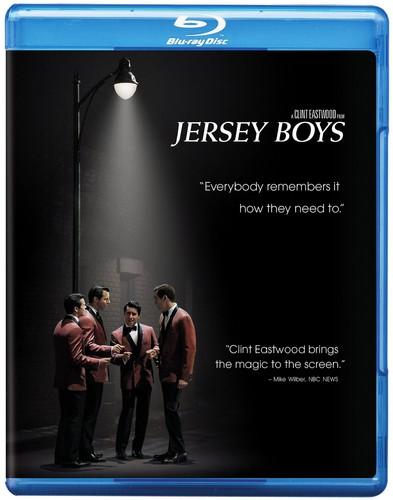 Jersey Boys [2 Discs] [UltraViolet] [Blu-ray/DVD]