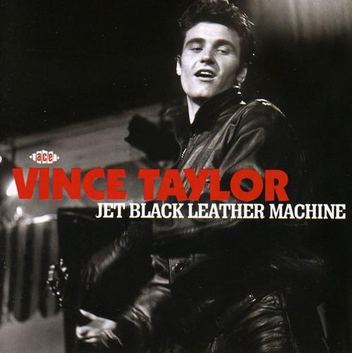 Jet Black Leather Machine [Import]