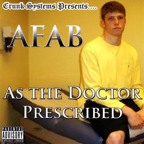 As the Doctor Prescribed