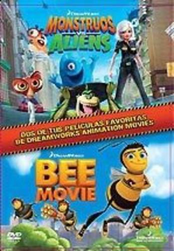 Monstruos Vs. Aliens-Bee Movie [Import]