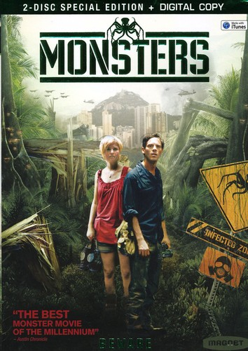 Monsters [Special Edition] [2 Discs]