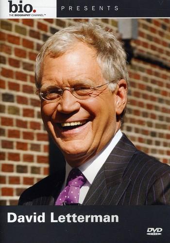 Biography: David Letterman