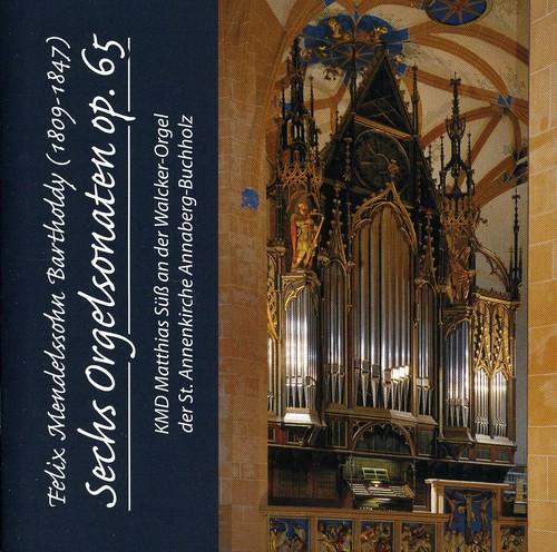 Six Organ Sonatas Op 65