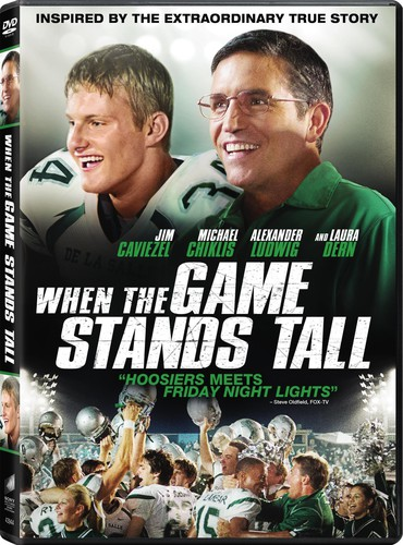 When the Game Stands Tall [UltraViolet]