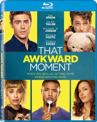 That Awkward Moment [UltraViolet] [Blu-ray]
