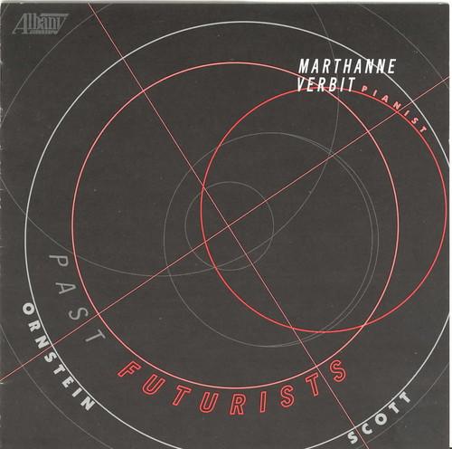 Past Futurists /  Sonata 1 /  Danse Negre
