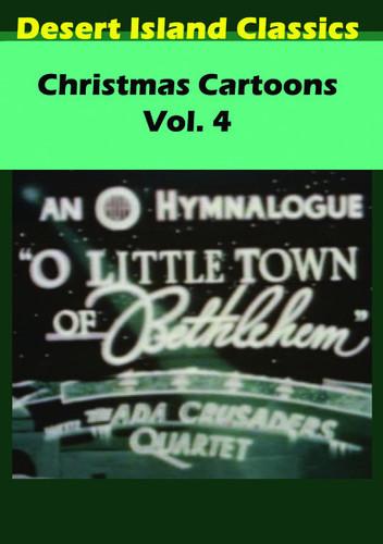 Christmas Cartoons: Volume 4