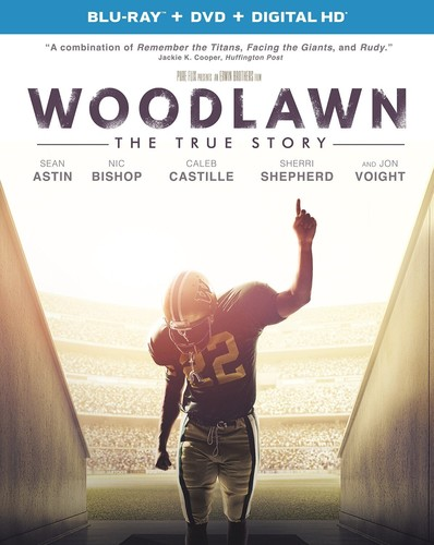 Woodlawn [UltraViolet] [Blu-ray/DVD] [2 Discs]