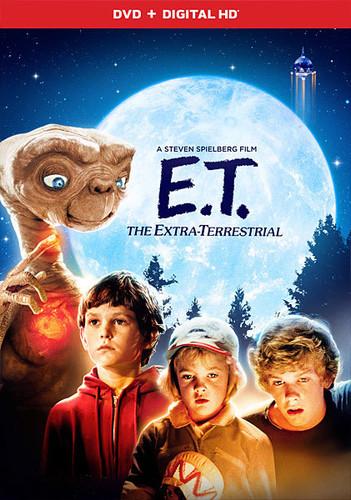 E.T. the Extra-Terrestrial [UltraViolet] [2 Discs]