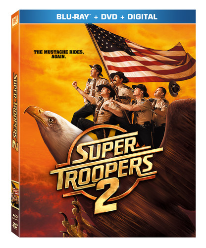 Super Troopers 2 [Blu-ray/DVD]