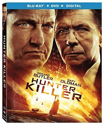 Hunter Killer [Blu-ray/DVD]