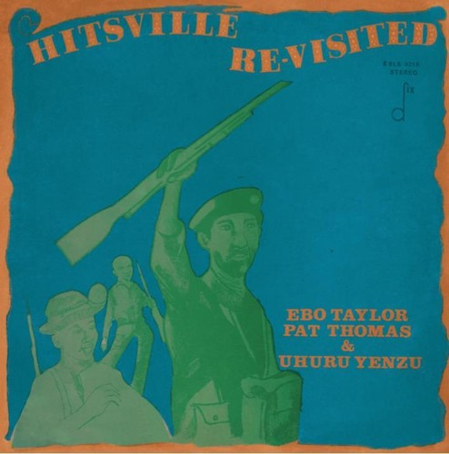 Hitsville Re-Visited , Ebo Taylor