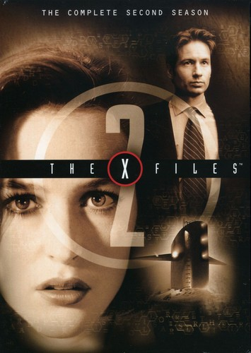 X-Files Second Season [6 Discs] [Slim Pack] [Repackaged] [Sensormatic][TV Show]