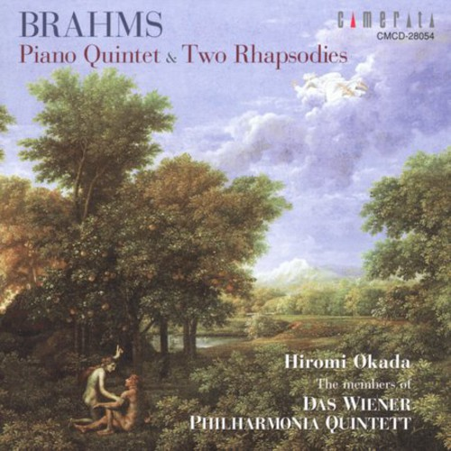 Piano Quintet /  Two Rhapsodies