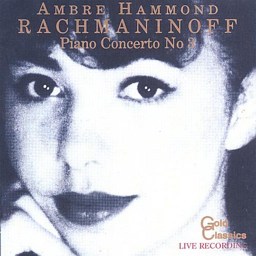 Rachmaninoff Piano Cto No 3