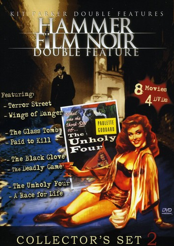 Hammer Film Noir Collector's Set Vol 2