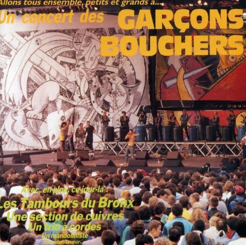 Un Concert Des Garcons Bouchers [Import]