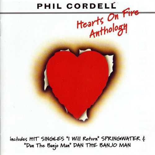 Hearts on Fire - Anthology [Import]