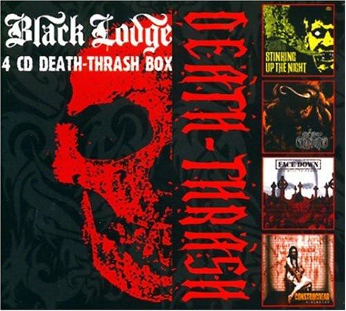 Black Lodge Death Thrash Box /  Various