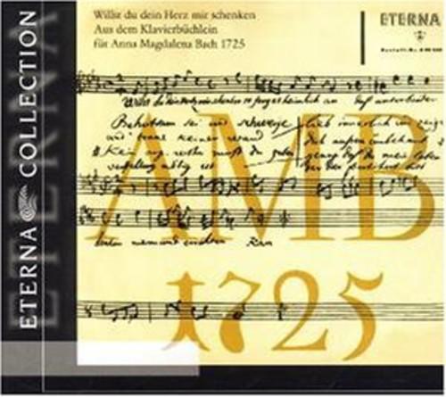 Piano Book for Anna Magdalena Bach