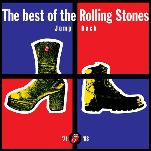 The Rolling Stones-Jump Back: The Best Of The Rolling Stones 1971-1993