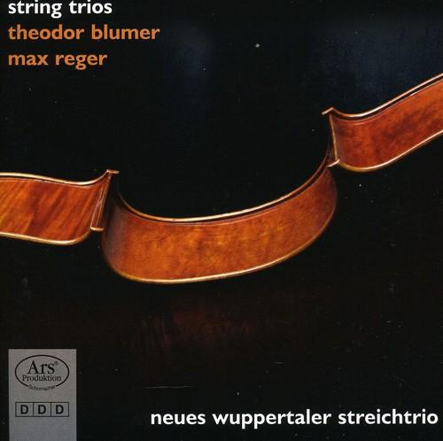 Reger Blumer String Trios