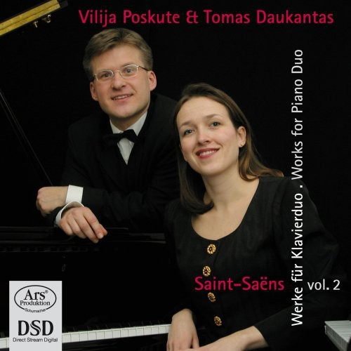 Works for Piano Duo 2