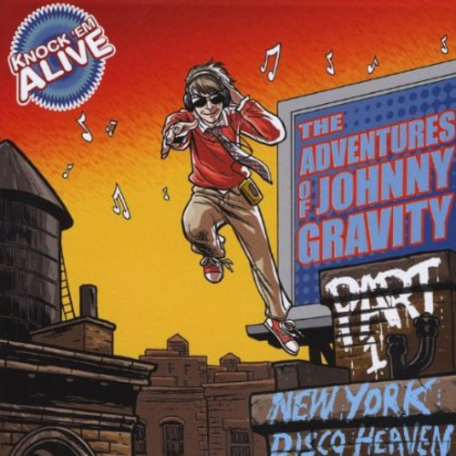 Adventures of Johnny Gravity Part 1: New York Disc