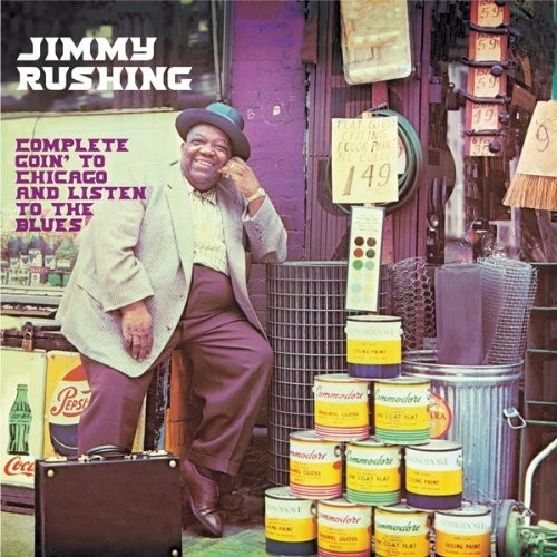 Complete Goin to Chicago & Listen to the Blues [Import]