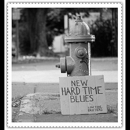 New Hard Time Blues