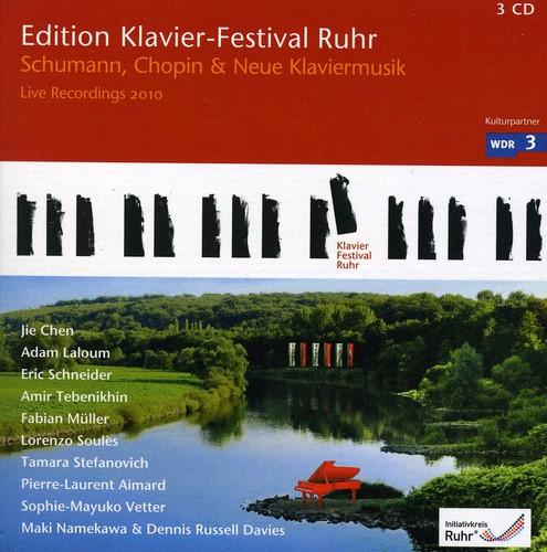 Schumann Chopin & New Piano Music 26